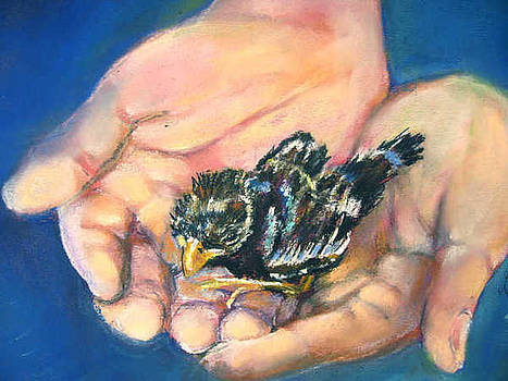 Into his Hands by Shirley Roma Charlton