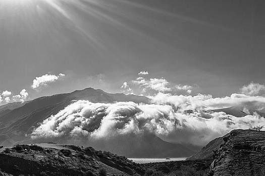 Into the Andes I by Nathan Larson