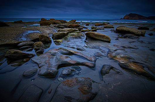 Into the Blue by Richard Espenant