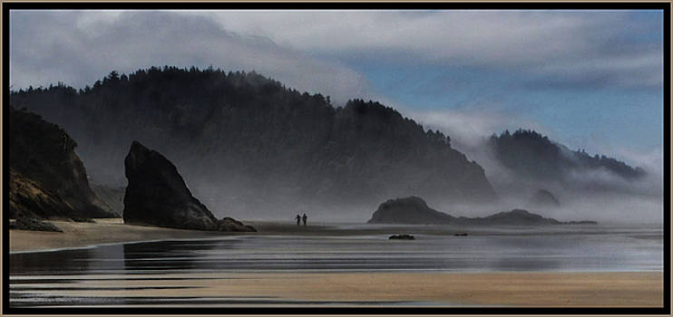 Into the Fog by Deborah Jahier