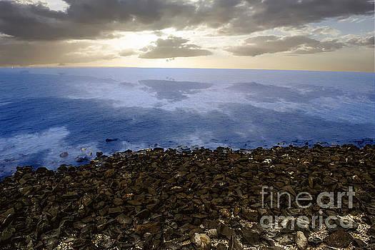 Into The Horizon  by Naomi Burgess
