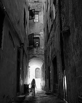 Richard Goodrich - Into the Light, Florence, Italy