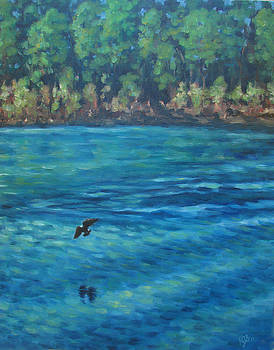Into The Stillness by Rebecca Steelman