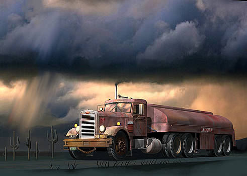 Into The Storm by Stuart Swartz