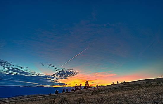 Paul W Sharpe Aka Wizard of Wonders - Into the Sunset