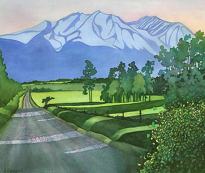 Into the Valley by Anne Havard