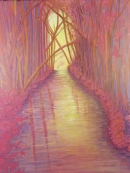 Into the Vortex by Cynthia Silverman