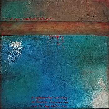 Into the Wisp 1 by Brenda O'Quin