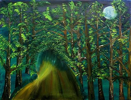 James Bryron Love - Into the Woods