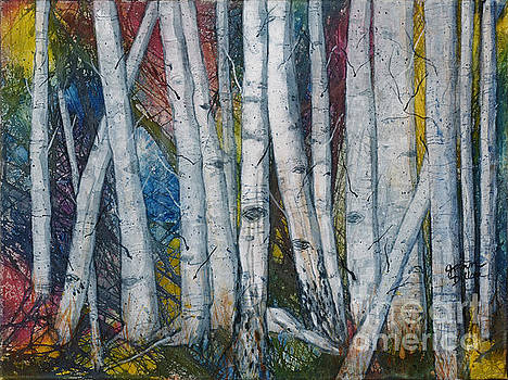Into the Woods by Jann Dillon