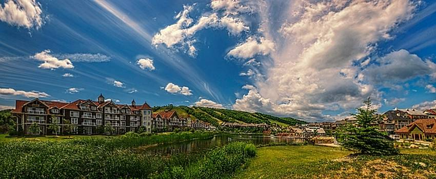Intrawest four season resort by Jeff S PhotoArt