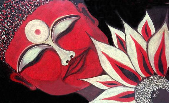 Intrinsic Buddha by Rupali Sharma