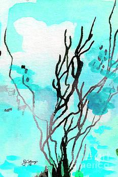 Ginette Callaway - Intuitive Abstract Modern Art 20162