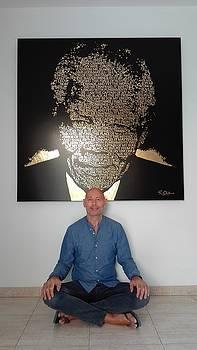 Invictus Mandela by Stephane Catalano