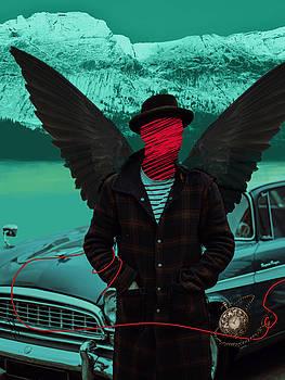 Invisible man by Tito Victoriano