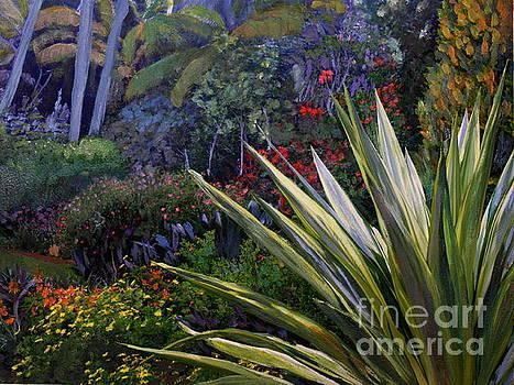 Donna Walsh - Inviting Garden