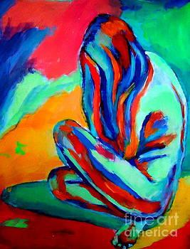 Inward mood by Helena Wierzbicki