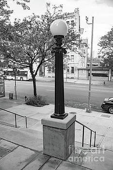 Inwood Lamppost by Cole Thompson