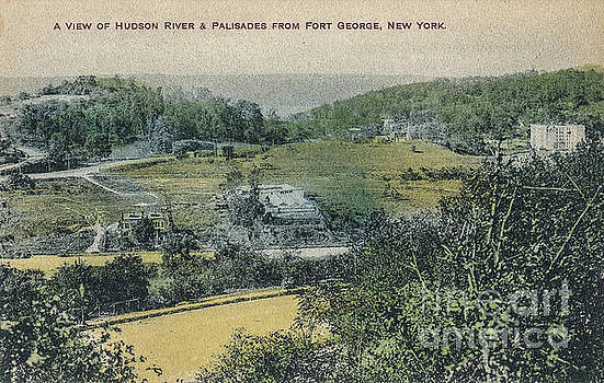 Inwood Postcard by Cole Thompson