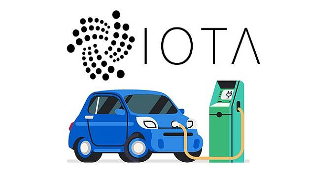 IOTA Electric Charger by Britten Adams