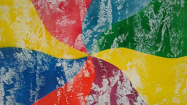 Iouta Tye Die by Richard Perez