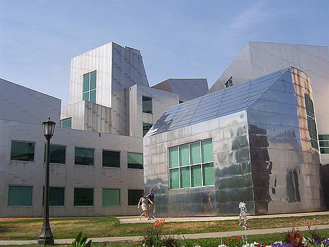 Iowa Gehry 1 by Adam Schwartz