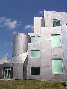 Iowa Gehry 3 by Adam Schwartz