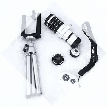 iPhone Camera Gear by Kaira Lansing