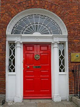 Mark Brooks - Ireland Doors 4 & Mark Brooks Artwork Collection: Doors
