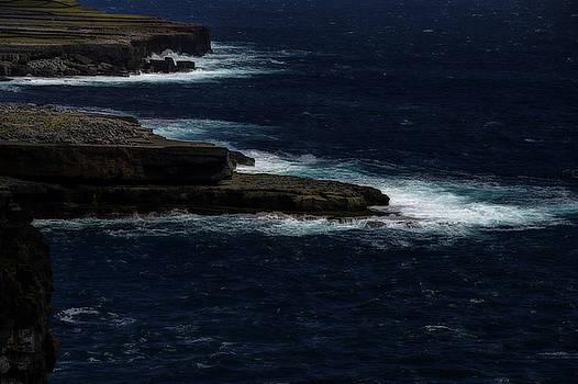 Enrico Pelos - IRELAND INISHMORE Aran island coastal landscape