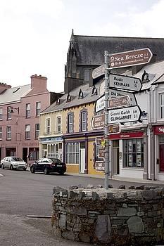 Ireland streets by Alexa Gurney