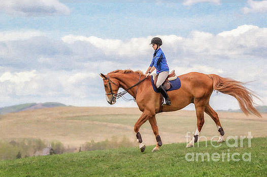 Irene and Boomer by Debby Herold