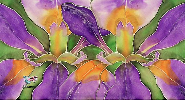 Iris Mug by Tiff