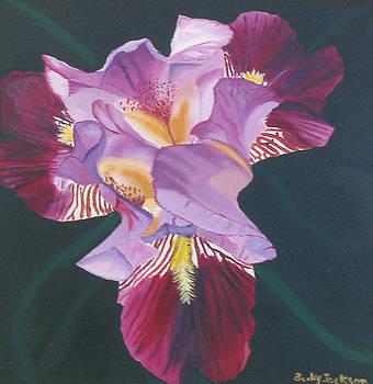 Iris Of Love by Rebecca Jackson