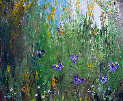 Dee Carpenter - Iris Study 3