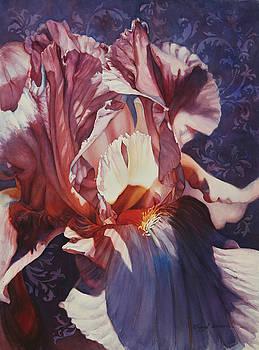 Iris Too by Cheryl Wooten