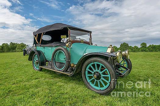 Adrian Evans - Iris Tourer 1912