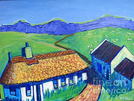 Irish Ancestral Home by Debra Bretton Robinson