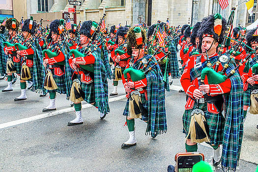 Alexander Image - St. Patrick Day Parade in New York