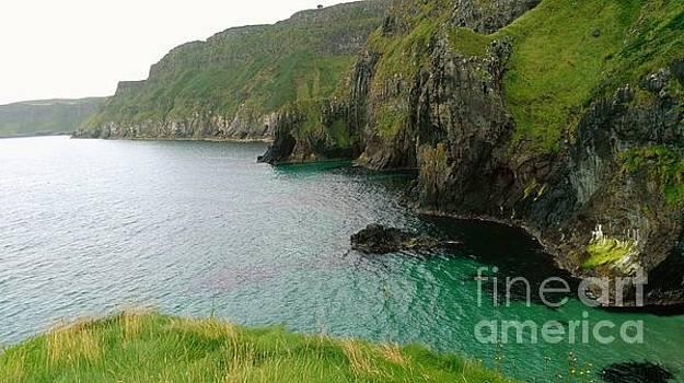 Irish CoastLine by Mike O'Hagan