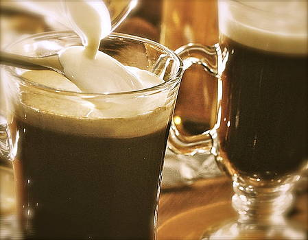 Irish Coffee by Caroline Reyes-Loughrey