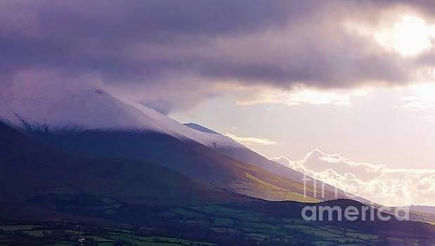 Irish Mountains by C Lythgo