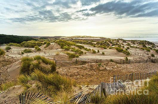 Spade Photo - Irish Sea skyline