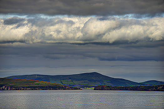Enrico Pelos - IRISH SKY - Dingle Bay