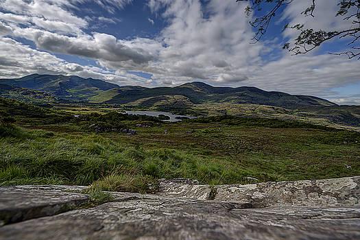 Enrico Pelos - IRISH SKY - Wicklow Mountains