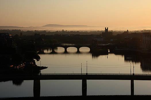 Irish Sunrise  by Catherine Alfidi