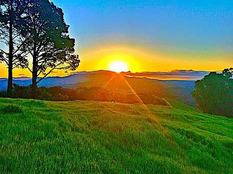 Irish Sunrise by Jennifer Cadence Spalding