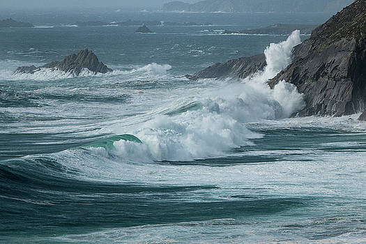 Irish Waves by Nicole Robinson