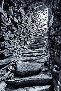 Iron Age Staircase by Archaeo Images