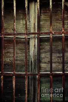 Iron bars by Mythja Photography